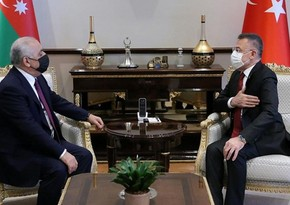 Əli Əsədovla Türkiyənin Vitse-prezidenti arasında telefon danışığı olub