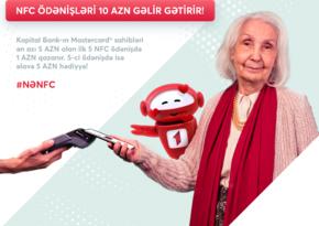 """""""Kapital Bank""""ın kart sahibləri əlavə keşbek qazanacaq!"""