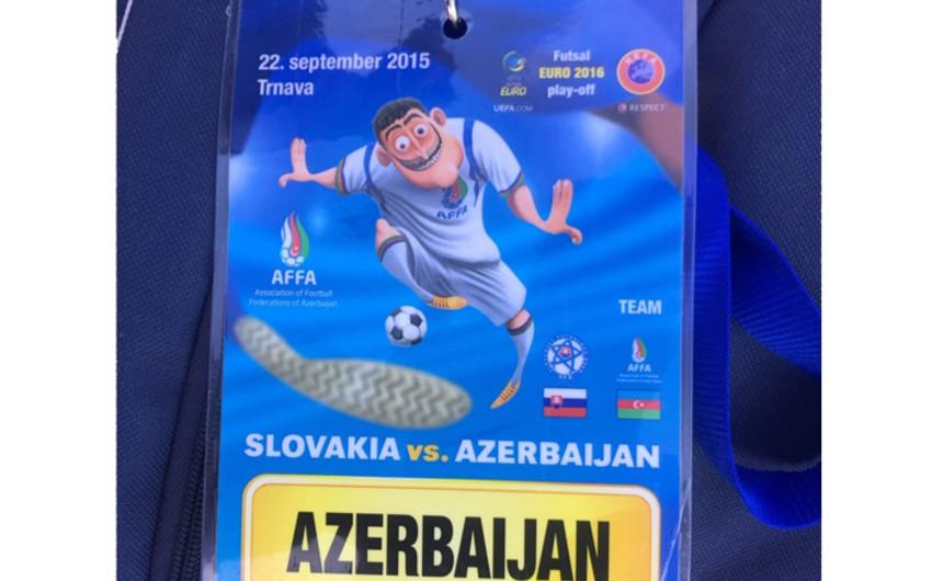 AFFA Slovakiya Futbol Federasiyasına və UEFA-ya etirazını bildirib