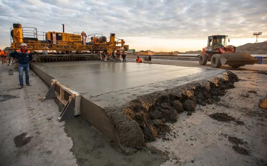 РБК подготовило репортаж о строительстве аэропорта в Физули