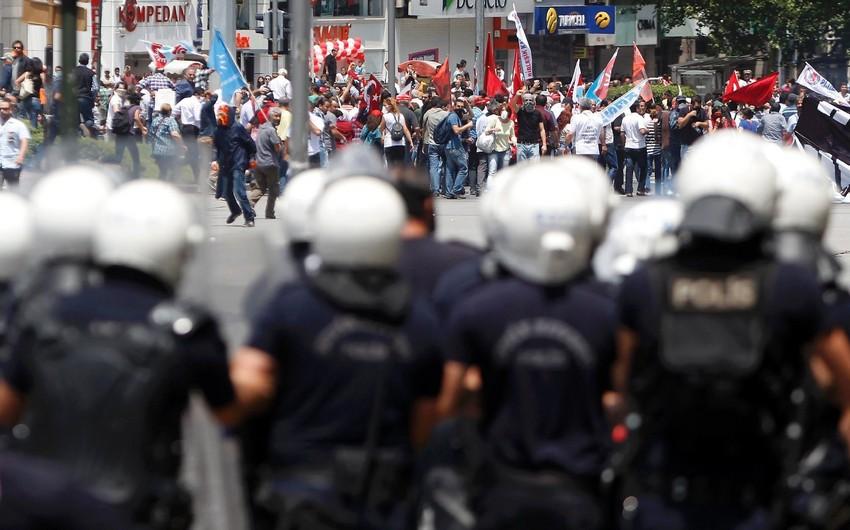 Ankarada kütləvi aksiyaların keçirilməsi qadağan edilib