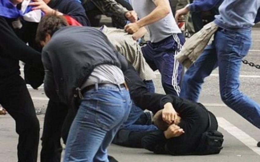 В Баку в кафе произошла массовая драка