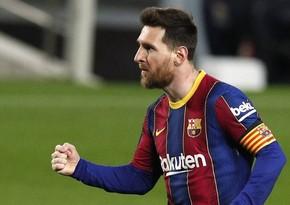Месси в пятый раз стал лучшим бомбардиром чемпионата Испании