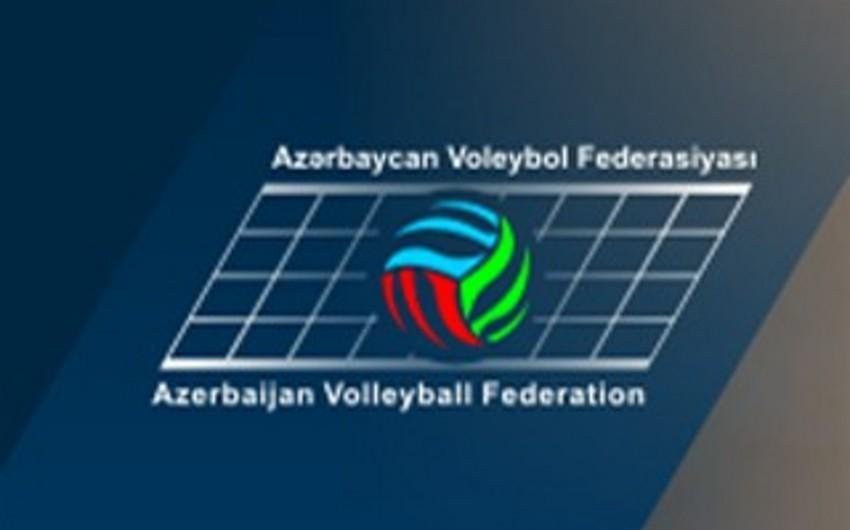 Azərbaycan Voleybol Federasiyası: Milli komandaya baş məşqçi təyinatı yaxın günlərdə gerçəkləşəcək