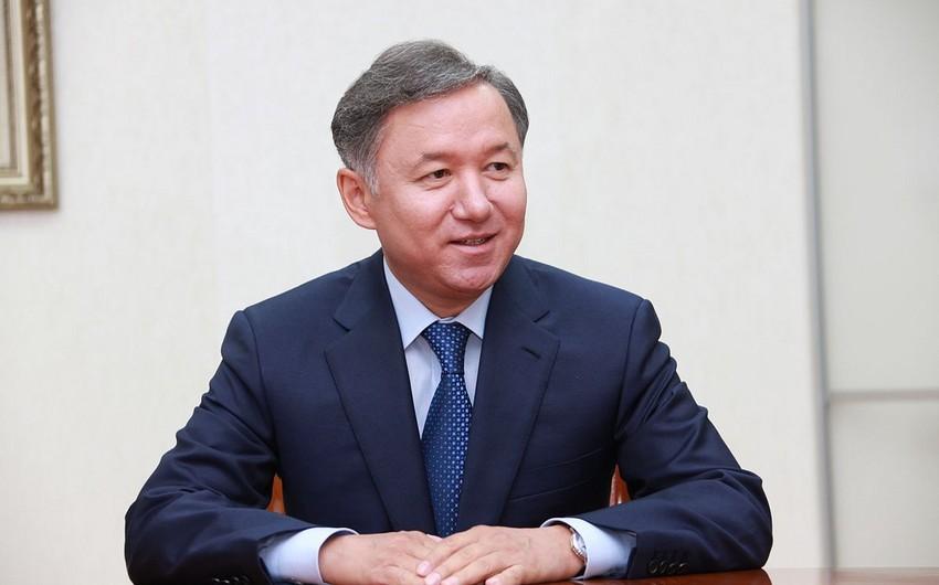 Qazaxıstan parlamentinin sədri sabah Bakıya gələcək