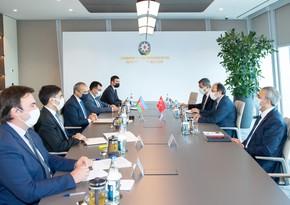 Azərbaycan-Türkiyə Preferensial Ticarət Sazişinin əhatə dairəsinin genişləndirilməsi müzakirə edilib