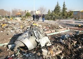 Два человека пострадали в результате крушения самолета в Иране