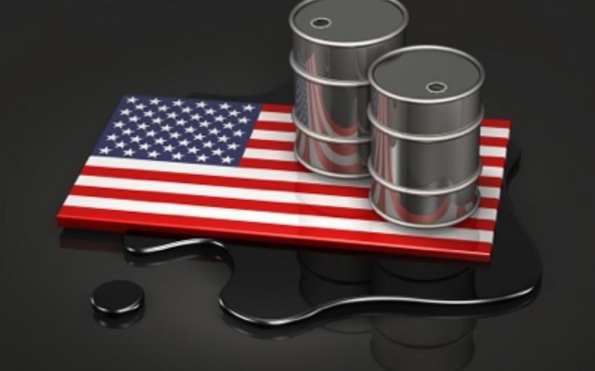 ABŞ-da neft ehtiyatları artmağa başlayıb