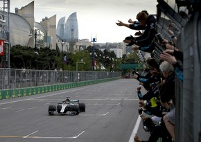 F1 reviews holding races to replace canceled Azerbaijan GP