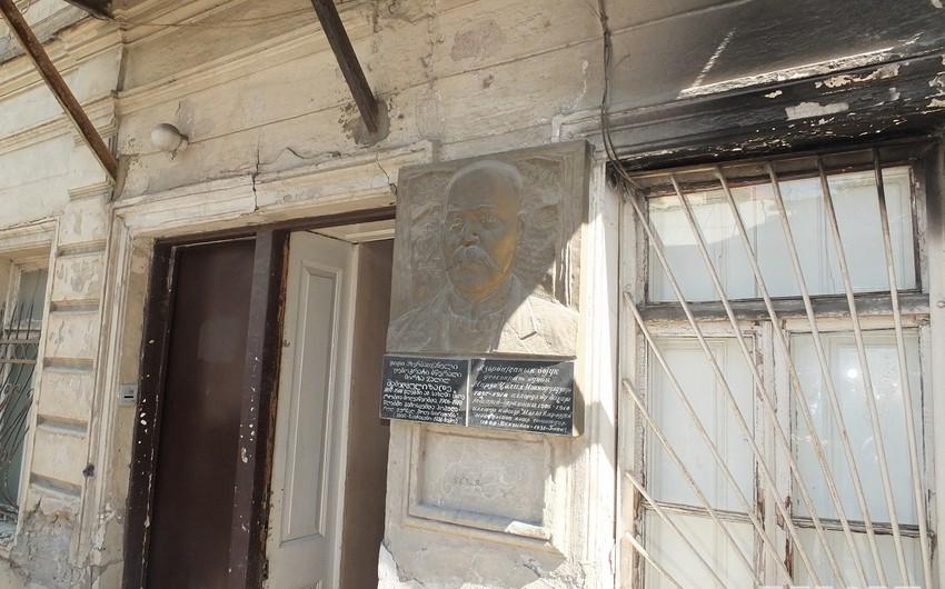 Дом-музей Джалила Мамедкулизаде в Тбилиси отремонтируют