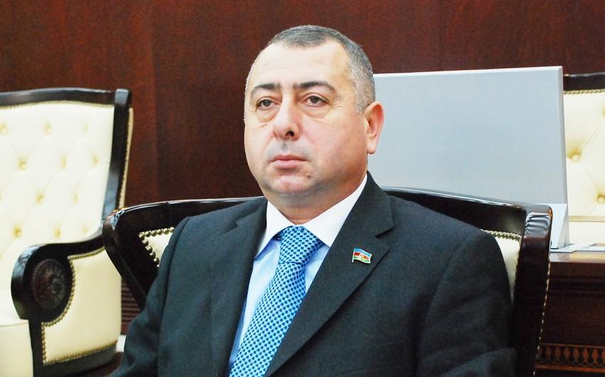 MSK Rafael Cəbrayılovu deputat mandatından məhrum edib - YENİLƏNİB-2