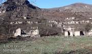 Видеокадры лачинского села Гарыгышлаг