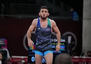 Токио-2020: Гаджи Алиев вышел в полуфинал, Шарифов проиграл