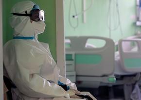 В России впервые зарегистрировали более 500 смертей из-за COVID-19 за сутки
