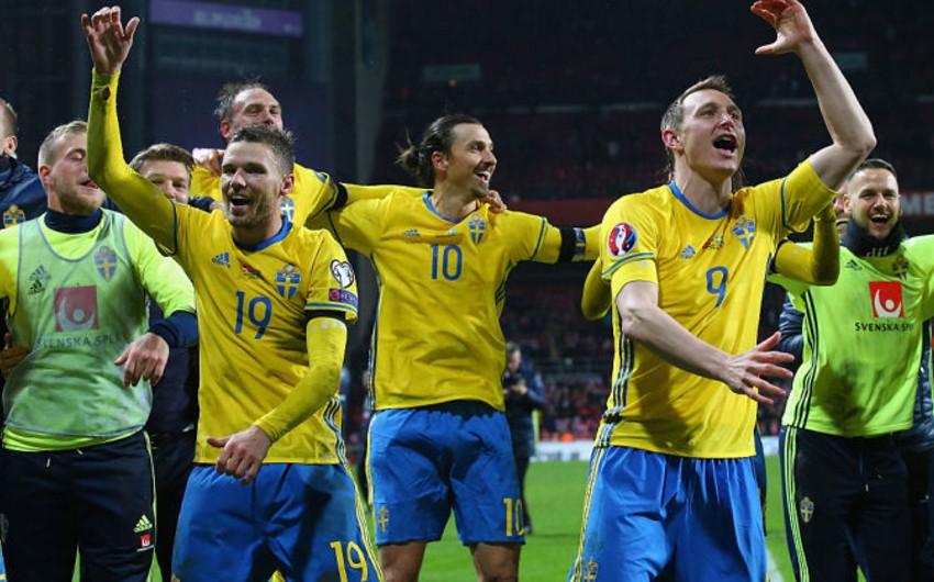 İsveç millisi Avro-2016 üçün heyətini açıqlayıb