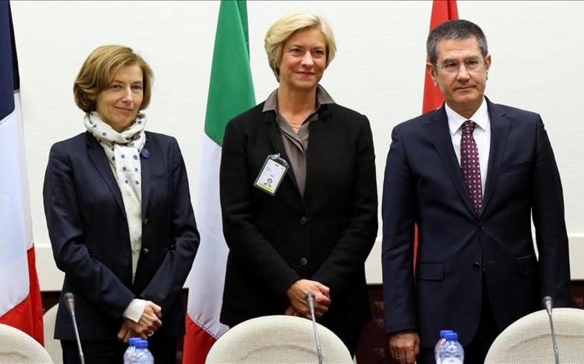 Türkiyə, Fransa və İtaliya yeni hava hücumundan müdafiə sistemlərinin yaradılmasına dair saziş imzalayıb