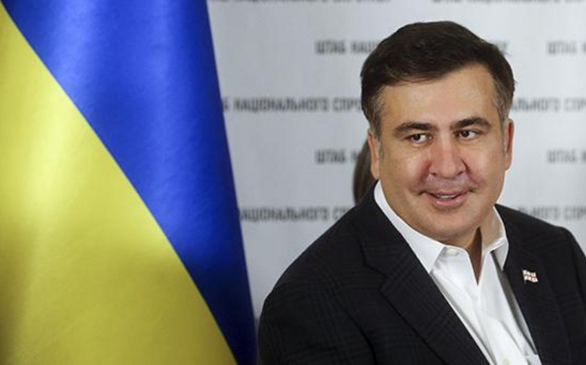 Saakaşvili yenidən Gürcüstan prezidenti olmaq niyyətindədir