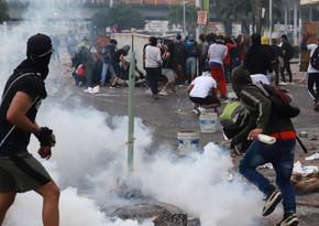 В Колумбии свыше 80 человек пропали без вести во время протестов