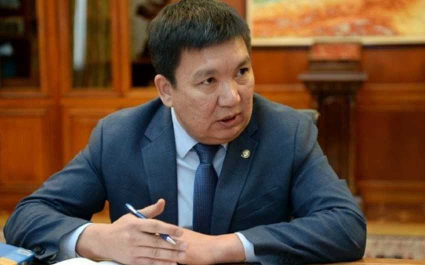 Minister: In the wings of TRACECA, the priority is the construction of a railway from China to Uzbekistan through Kyrgyzstan