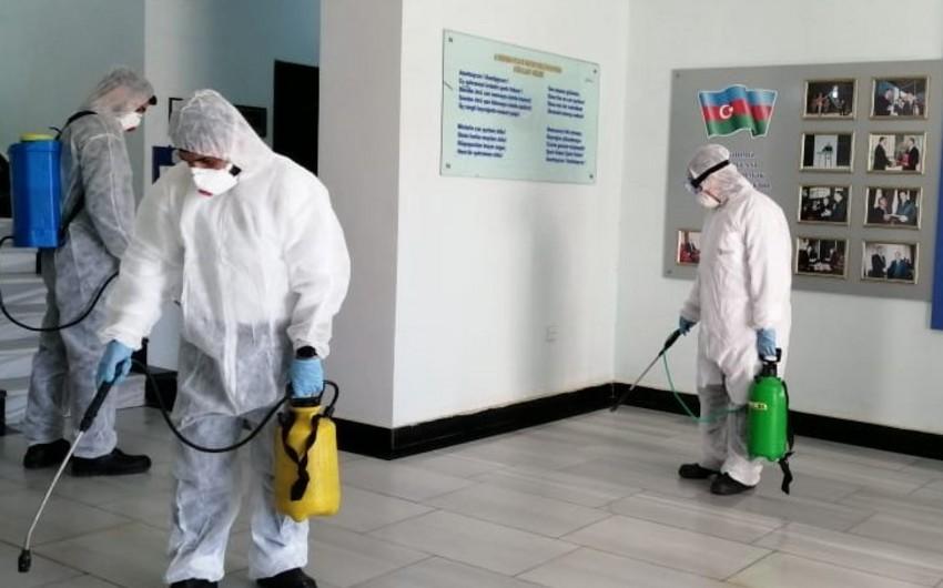 """""""Azneft"""" koronavirusla bağlı profilaktik tədbirləri gücləndirib"""