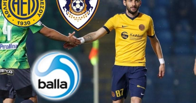 Keşlənin keçmiş futbolçusu: Qarabağın büdcəsi AEL-dən xeyli çoxdur