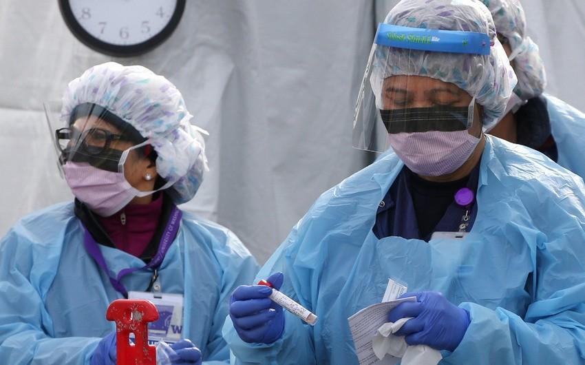 Страны с наибольшим числом зараженных коронавирусом