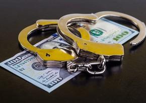 Арестован начальник Бардинского регионального отделения АПБА