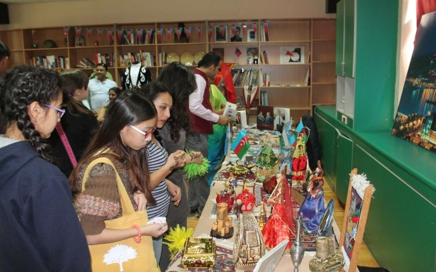 Азербайджан принял участие на фестивале в Ташкенте