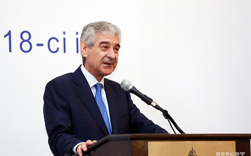 Али Ахмедов: Перед нами стоит важная задача по обеспечению молодежи достойной работой