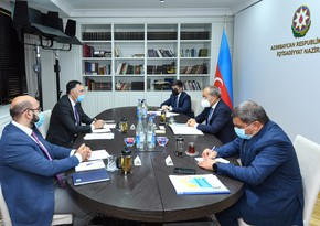ADB, Azerbaijan Investment Holding discuss cooperation