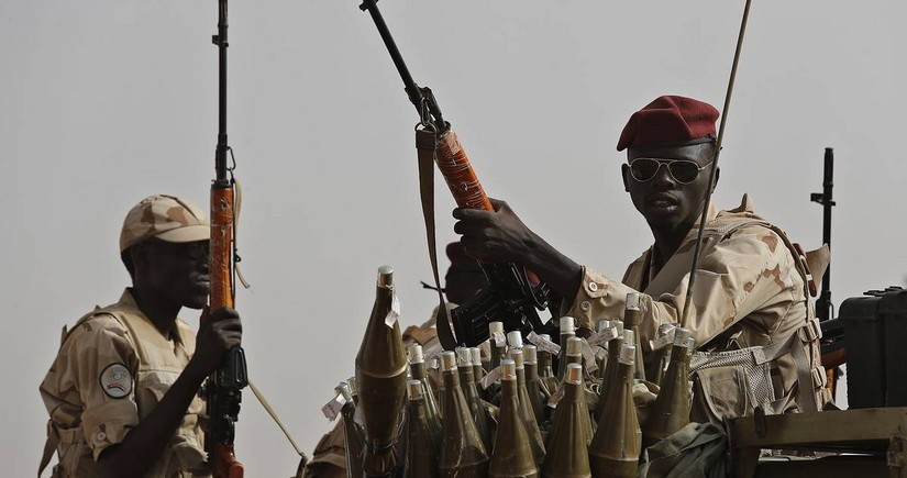 Sudanese army seizes control of State TV and Radio building in Khartoum