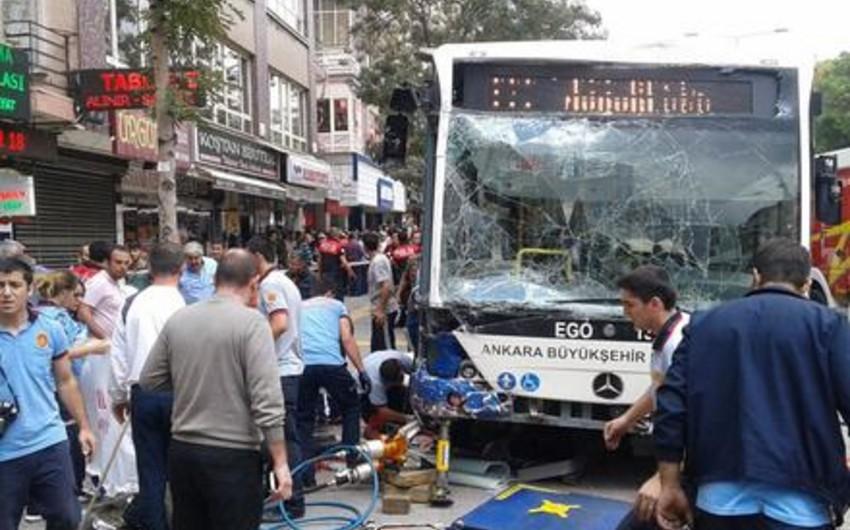 Ankarada avtobus qəzası baş verib, 12 nəfər ölüb - ƏLAVƏ OLUNUB