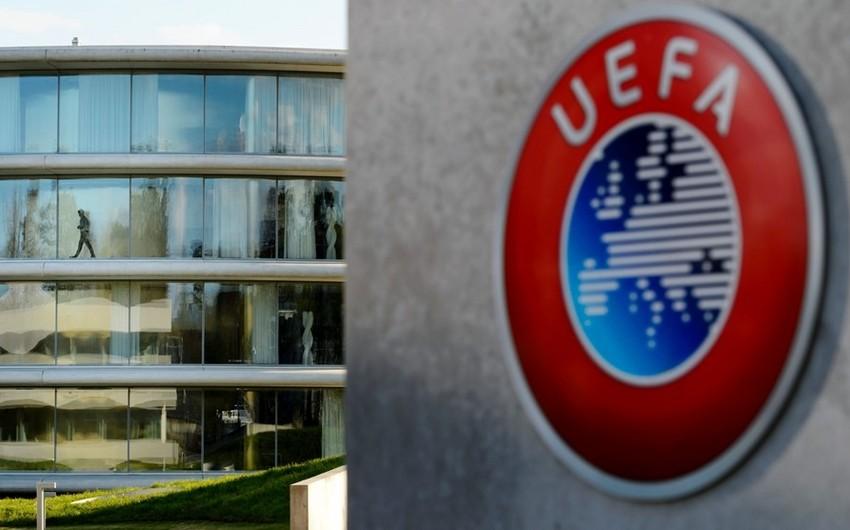 UEFA avrokuboklara görə İşçi Qrup yaradır