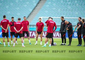 EURO-2020: Turkish national team to play their first match in Baku today