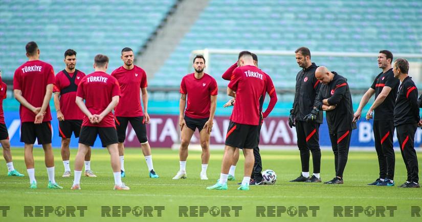 ЕВРО-2020: Сегодня в Баку сборная Турции проведет свой первый матч