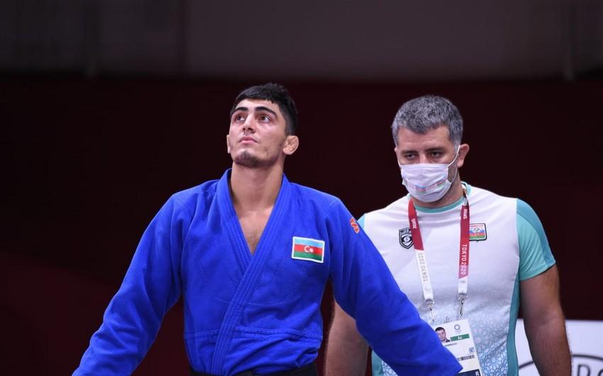 Токио-2020: еще один азербайджанский дзюдоист простился с Олимпиадой