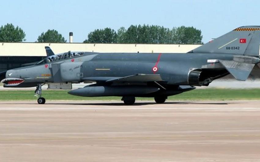 F-4 qırıcıları Türkiyə Silahlı Qüvvələrinin inventarından çıxarılır