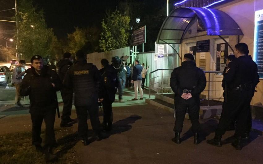 Moskvada miqrantların iştirakı ilə kütləvi dava olub, 250 nəfər saxlanılıb