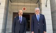 Head of Turkish-Azerbaijani Interparliamentary Friendship Group visits Baku