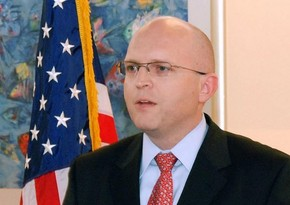 US State Department official visits Georgia