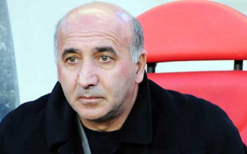 Şahin Diniyev Kəpəz klubuna baş məşqçi təyin olunub