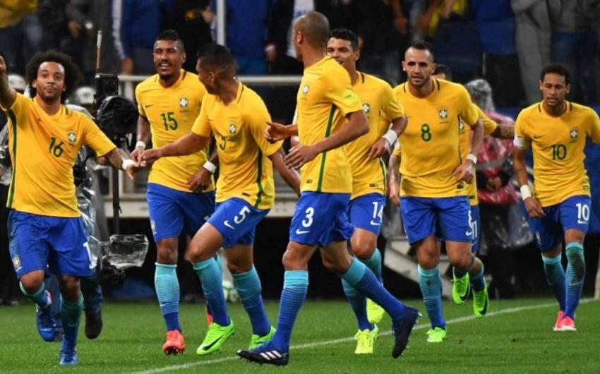 Стала известна первая команда, получившая путевку в финал чемпионата мира 2018 года - ВИДЕО