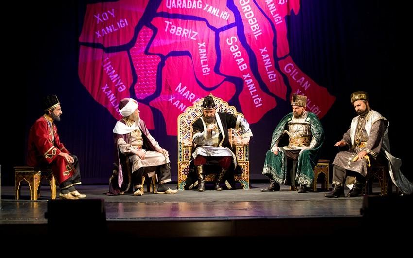 Akademik Milli Dram Teatrı mövsümə yekun vurub