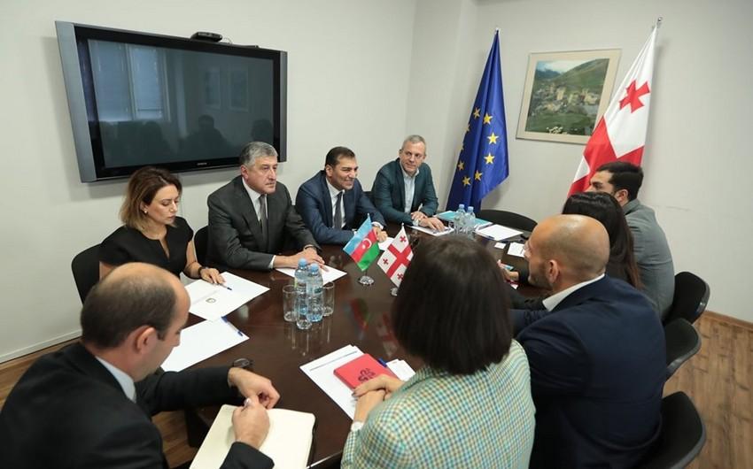 Azərbaycan və Gürcüstan arasında turizm sahəsində əməkdaşlıq müzakirə olunub