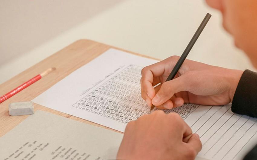 Sınaq imtahanının nəticələri açıqlanıb