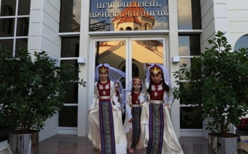 Əbu-Dabidə erməni kilsəsi açılıb