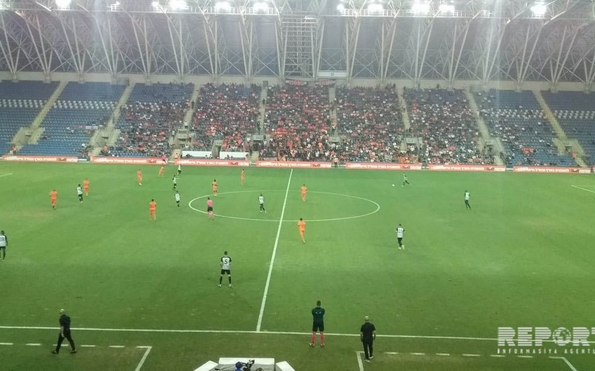 Лига Европы УЕФА: Нефтчи проиграл Бней Иегуда и выбыл из борьбы - ОБНОВЛЕНО - 5