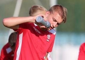 Футболист сборной Беларуси дисквалифицирован за договорные матчи