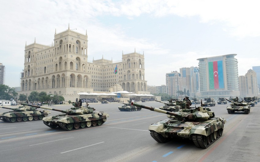 SIPRI: Azerbaijan ranked 23rd in terms of arms imports