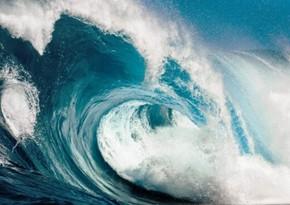 В связи с суровыми погодными условиями усилены меры безопасности в акватории Каспия